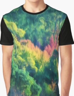 Autumn in the Hills   (GO) Graphic T-Shirt