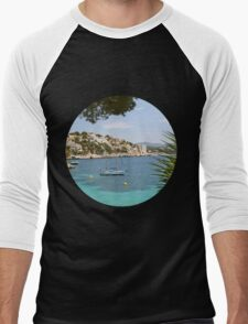 Majorca Men's Baseball ¾ T-Shirt