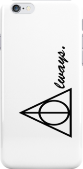 Always(deathly hallows)-harry potter. by spaceprincess