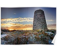 Ruin at Castletown Poster