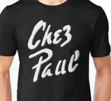 The Blues Brothers - Chez Paul - Mainly French Cuisine (Dark Shirts) Unisex T-Shirt