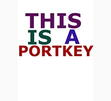 This is a Portkey Unisex T-Shirt