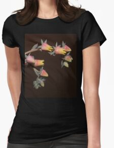 Echeveria flower in winter T-Shirt