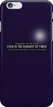 Even in the darkest of times by stephcetina