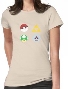 Nintendo FTW Womens Fitted T-Shirt