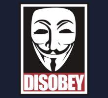 Disobey Vendetta Kids Clothes