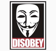 Disobey Vendetta Kids Clothes