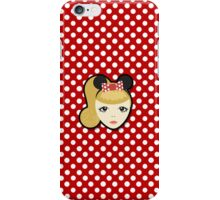Little Miss Minnie (Phone Case) iPhone Case/Skin