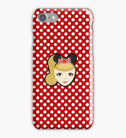 Little Miss Minnie (Phone Case) iPhone Case/Skin