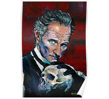 Peter Cushing - Baron Frankenstein Poster