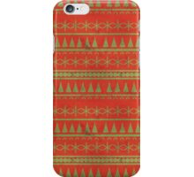 Dirty Christmas Pattern iPhone Case/Skin
