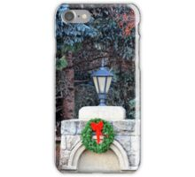 Merry Christmas - Boise Idaho iPhone Case/Skin