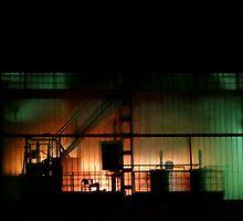 Night shift by Aleš Sotelšek