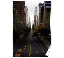 Chrysler Causeway  Poster