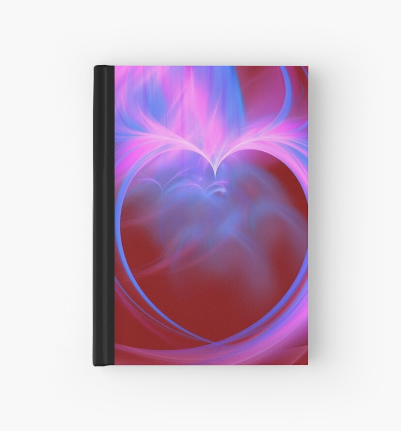 Valentine Heart-Art Prints-Mugs,Cases,Duvets,T Shirts,Stickers,etc by Robert Burns