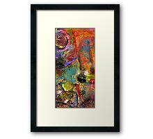 Sea Maiden Framed Print