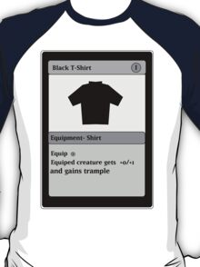 Magic Card Funny T Shirt T-Shirt