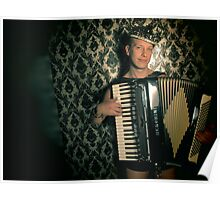 Accordion Poster