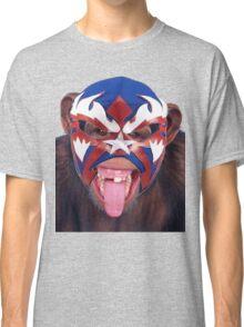 lucha monkey 2 Classic T-Shirt