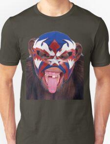 lucha monkey 2 Unisex T-Shirt