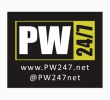 Pro Wrestling 247 - PW247net (Sticker) by DCorreia247