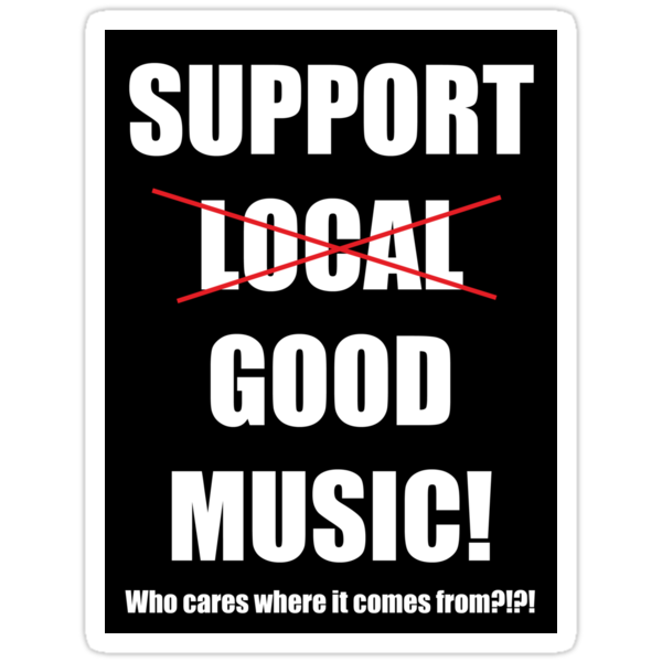 Support GOOD Music by DCorreia247