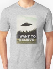 I Still Want to Believe T-Shirt
