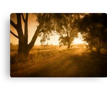 Apsley Sunrise   (GO) Canvas Print