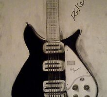 Rickenbacker by Jack Lowerson