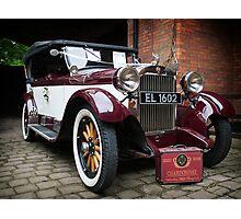 Essex Motor Photographic Print