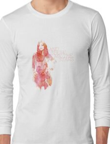 Clara Oswin Oswald Long Sleeve T-Shirt