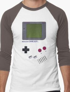 Nintendo GAME BOY Men's Baseball ¾ T-Shirt