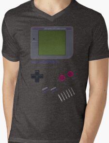 Nintendo GAME BOY Mens V-Neck T-Shirt