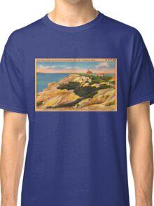 Gay Head Cliffs - Aquinnah - Martha's Vineyard Classic T-Shirt