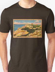 Gay Head Cliffs - Aquinnah - Martha's Vineyard T-Shirt
