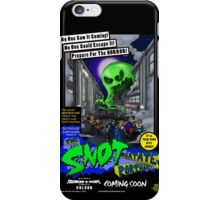 The Snot That Ate Port Harry iPhone Case/Skin