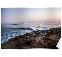 Santa Cruz Sunset Poster