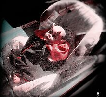 Demon Baby Car Seat by atomkinder