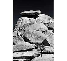 Cap Rock 2 Photographic Print