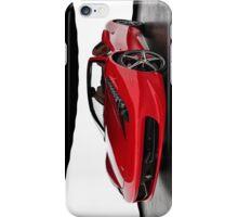 Ferrari 458 Italia Spider iPhone Case/Skin
