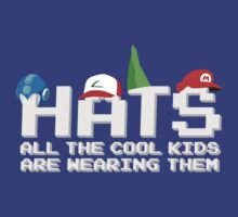 All the Cool Kids are Wearing Hats by NoahZwill