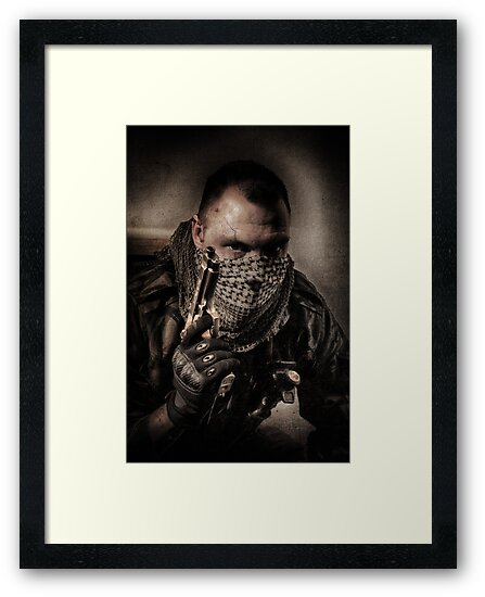 I'M JUST A SOLDIER by Rob  Toombs
