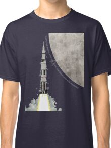 Apollo Rocket Classic T-Shirt