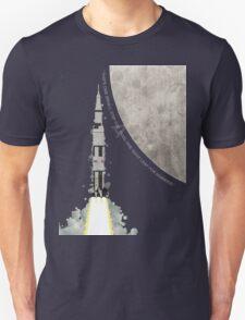 Apollo Rocket Unisex T-Shirt