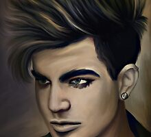 Adam Lambert by andy551
