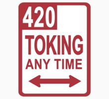 POT SMOKING SIGN by teknostate