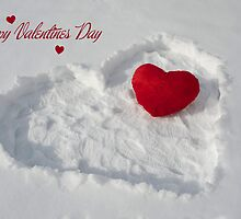 Happy Valentines Day by Nicole  Markmann Nelson