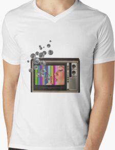 Blow Mens V-Neck T-Shirt