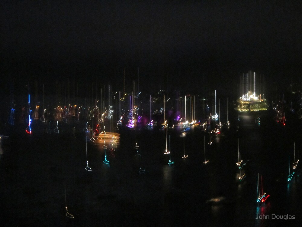 On the Water Tonight by John Douglas