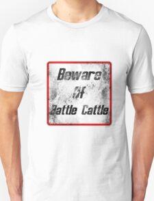 Battle Cattle! T-Shirt